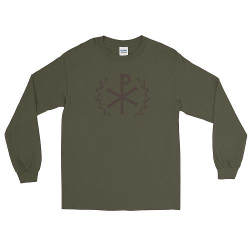 Chi Rho Sleeve Shirt