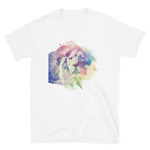 Lion Of Judah Short-Sleeve T-Shirt