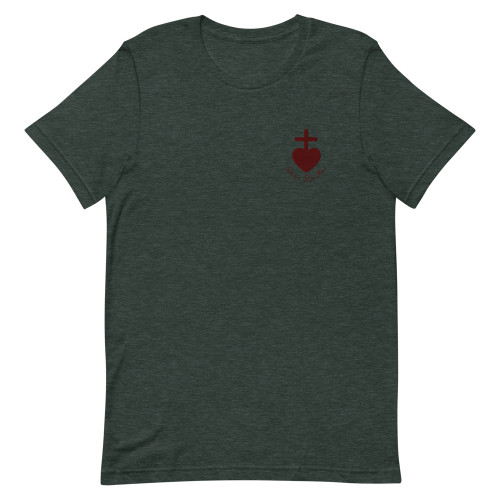 Dieu Le Roi Short-Sleeve  T-Shirt