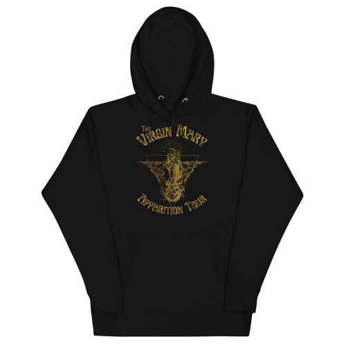 Vintage Virgin Mary Apparition Tour Hoodie