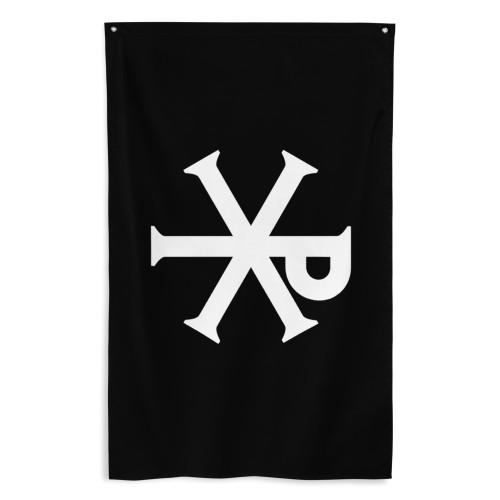 Chi Rho Flag