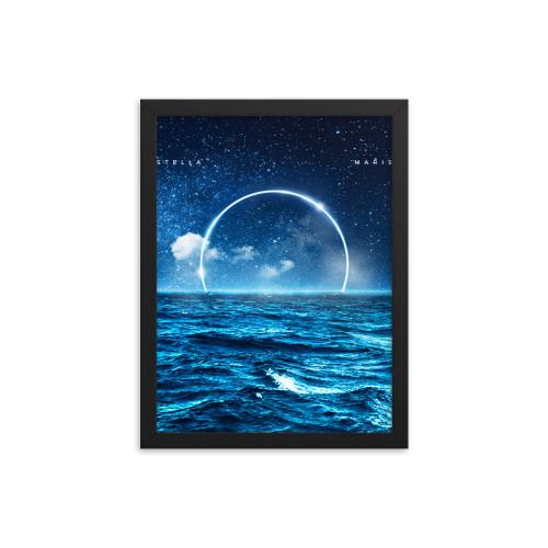 Stella Maris Framed poster