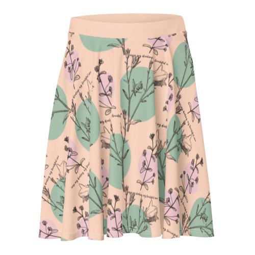 Arise My Darling Botanical Skirt