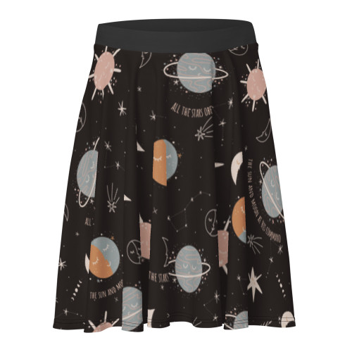 The Mighty Power of God Skirt
