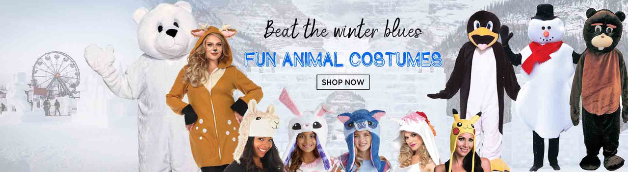 Oya Costumes - Animal Costumes