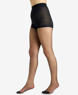 Berkshire Extra Wear Sheer Control Pantyhose Queen Size black