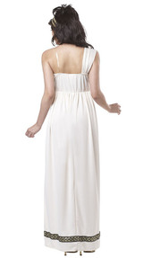 Olympic Greek Goddess Costume back