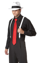 Mob Boss Costume back