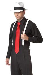Mob Boss Costume back
