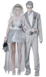 groom ghostly costume