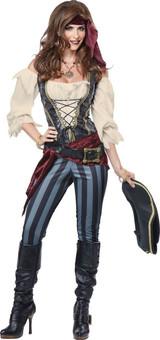 Buccaneer Women Pirate Costume