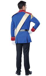 Storybook Prince Charming Costume back