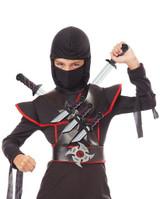 Ninja Weapons Belt Child