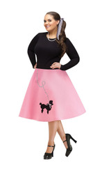 Poodle Skirt Plus