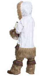 Eskimo Toddler Costume back