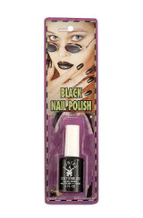 Black Nailpolish back