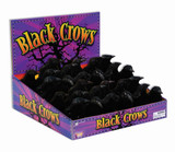 3 Pack Small Black Crow 5""