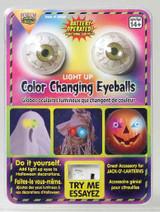 Color Changing Eyeballs