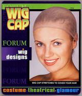 light brown wig cap