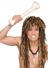 untamed cave adult wig