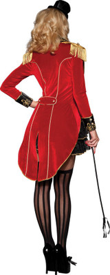 Mistress Big Top Tease back