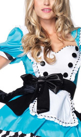 Alice Charming Halloween Costume