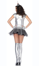 Tempting Tin Man Costume back