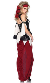 Buried Treasure Pirate Costume back