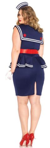 AyeAye Amy Sailor Plus Costume back