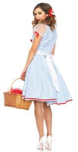 Kansas Dorothy Sweetie Costume back