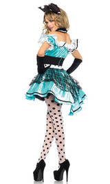 Delightful womens halloween alice costume