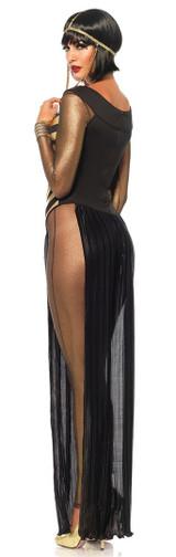 Isis Goddess Costume back