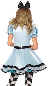 Hypnotic Miss Alice Costume back