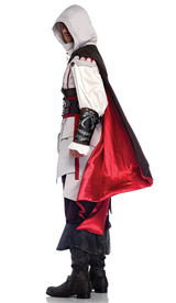 Assassins Creed Ezio Costume back