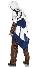 Assassin's Creed Connor Costume back