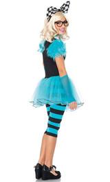 Hipster Alice Junior Costume