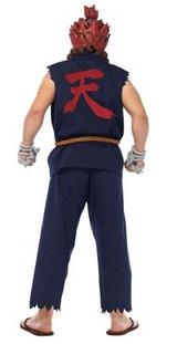 Street Fighter Akuma Costume