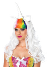unicorn wig and tail set