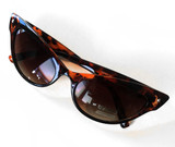 50s Brown tinted sunglasses