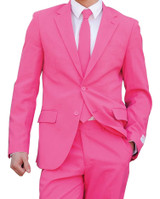 Mens Opposuits Mr. Pink Suit Zoom In