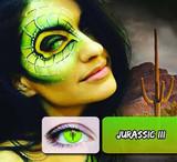 Jurassic III Contact Lenses