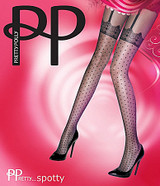 Pretty Polly Fabulous Fashion Spotty Tights