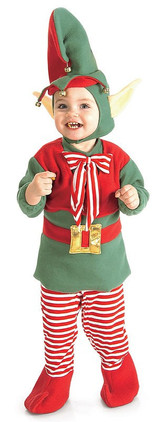 elf costume for toddlers