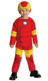 iron man costume for toddlers