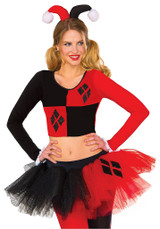 Harley Quinn Crop Top
