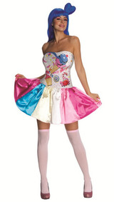 katy perry halloween candy girl costume
