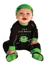 little monster costume