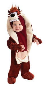 taz looney tunes costume