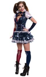 harley quinn arkham costume