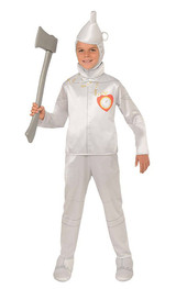 tin man wizard of oz child costume
